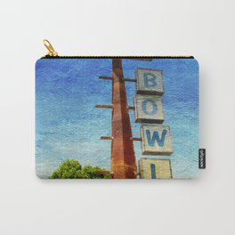 Century Bowl - Merced, CA Carry-All Pouch