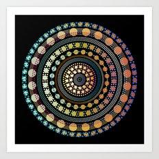 Sahara Art Print