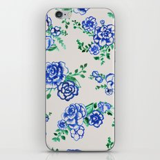 Vintage Floral iPhone & iPod Skin