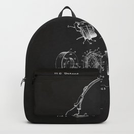 Headphone patent Backpack
