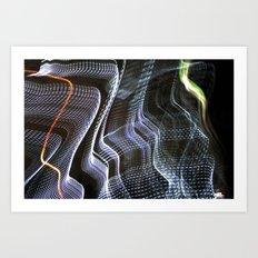 Motion Art Print