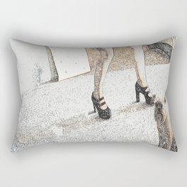 St: Simeon Griffon Bruxellois 20 Rectangular Pillow