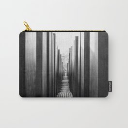 Holocaust memorial Geometry Carry-All Pouch