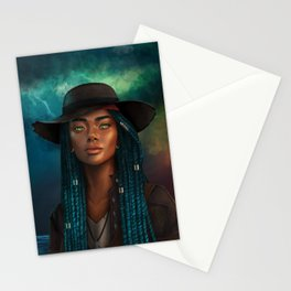 Storm Mistress Stationery Cards