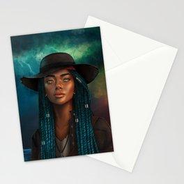 Storm Mistress Stationery Cards