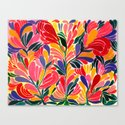 Colorful Petals Pattern by latinta