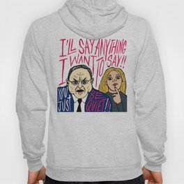 Cranky Rep. Don Young Hoody