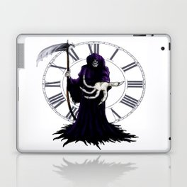 The Grim Reaper Laptop & iPad Skin