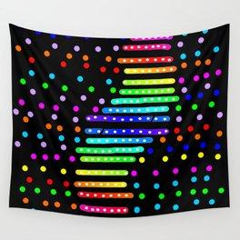 Rainbow 22 Wall Tapestry