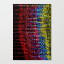 So Much Color Canvas Print