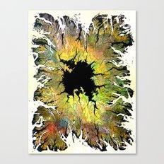 The Hole Canvas Print