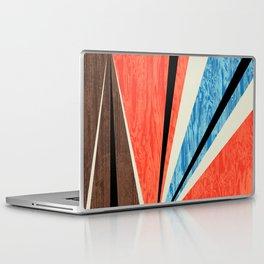 Graphic Woodgrain Laptop & iPad Skin