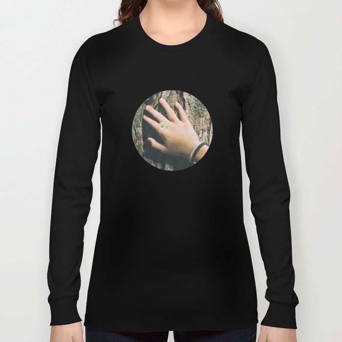 Hand Paquerette Long Sleeve T-shirt