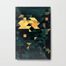 wytyrfyre Metal Print