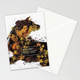 Hufflepuff Nature Stationery Cards