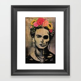 Frida Framed Art Print