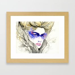 Sensual Framed Art Print