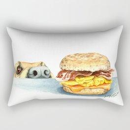 Pup & Biscuit Rectangular Pillow