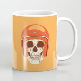 Helmet Skull Coffee Mug