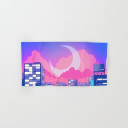 Dreamy Moon Nights Hand & Bath Towel