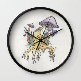 Mushy Wall Clock