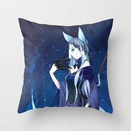 Reaper Throw Pillow