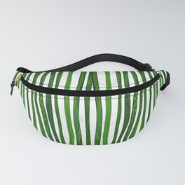 Bamboo Design Fanny Pack