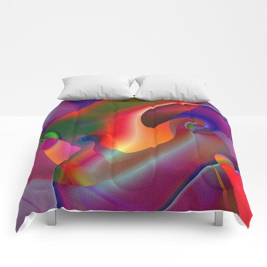 """ Api ""  Comforters"