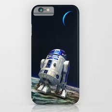 R2 In The Moon iPhone 6s Slim Case