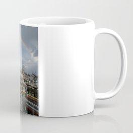 """'Harbor Rainbow"""" Coffee Mug"""