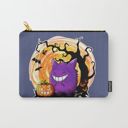 Happy Halloween Gengar Carry-All Pouch