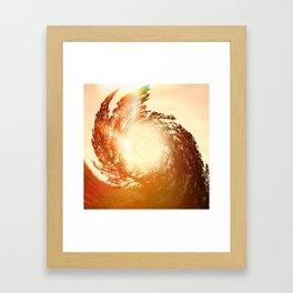Becoming One Framed Art Print