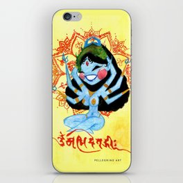 Immortality Mantra iPhone Skin