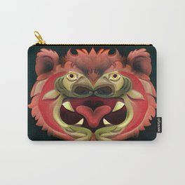 Bear Fish Carry-All Pouch