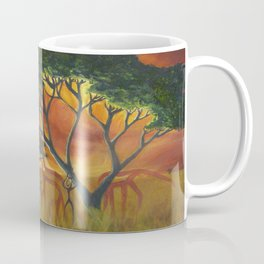 Serengeti Coffee Mug