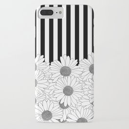 Daisy Stripe iPhone Case