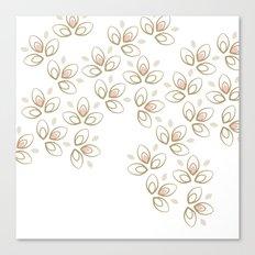 Light Blossoms Canvas Print