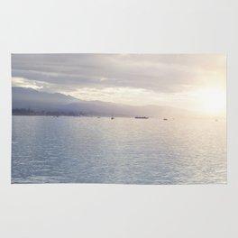Panoramic Santa Barbara Rug