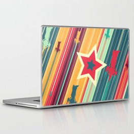 A Dandy guy... In Space! Laptop & iPad Skin