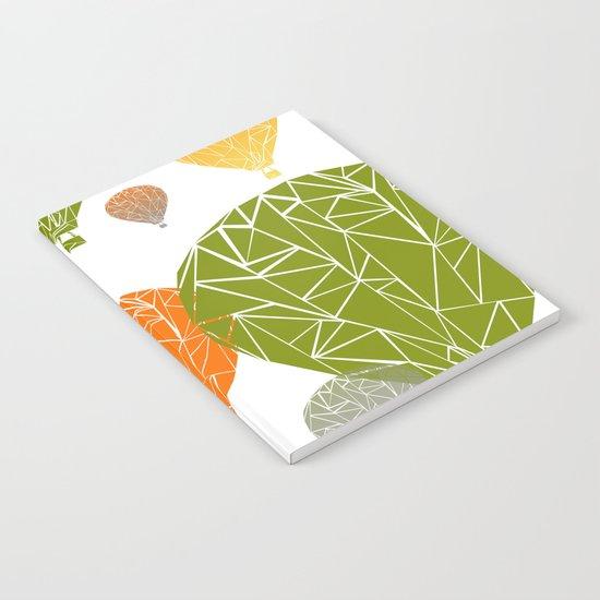 BALLOONS Notebook