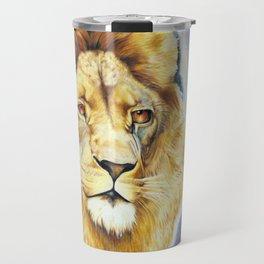Cecil The Lion King Travel Mug