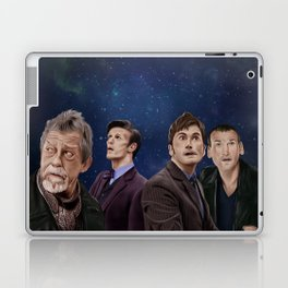 The Day of the Doctor Laptop & iPad Skin