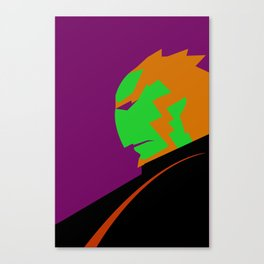 Ganondorf Canvas Print