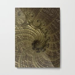 Old Growth #4 Metal Print