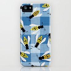 Blueberry Jam Slim Case iPhone (5, 5s)