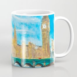 """""""When We Were Young in London"""" Coffee Mug"""