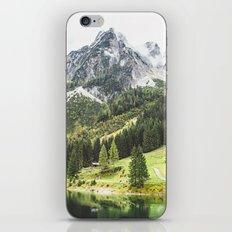 Alps in Austria. iPhone & iPod Skin
