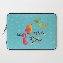 Welcome Home, My Babies! Laptop Sleeve