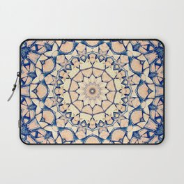 Logs In A Circle Laptop Sleeve