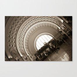 Union Station :: Washington, DC Canvas Print